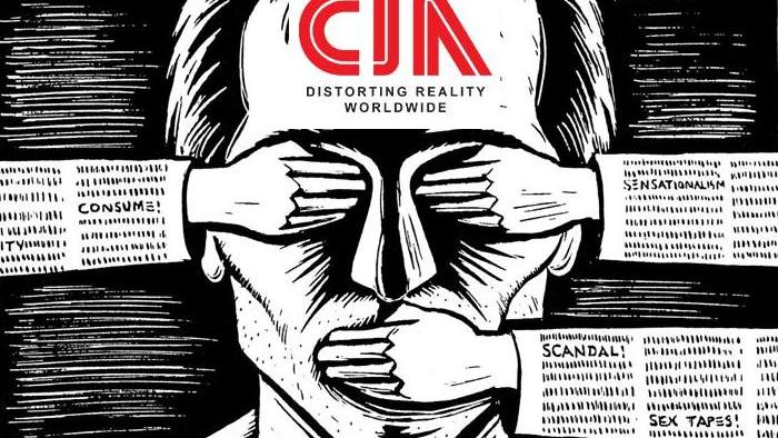 CNN/CIA-Karikatur. Quelle: http://therundownlive.com