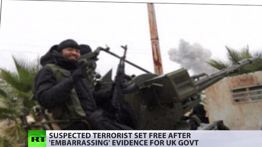 """Großbritannien: Prozess gegen Syrien-Kämpfer aufgehoben aus Angst vor """"unangenehmen Enthüllungen"""""""