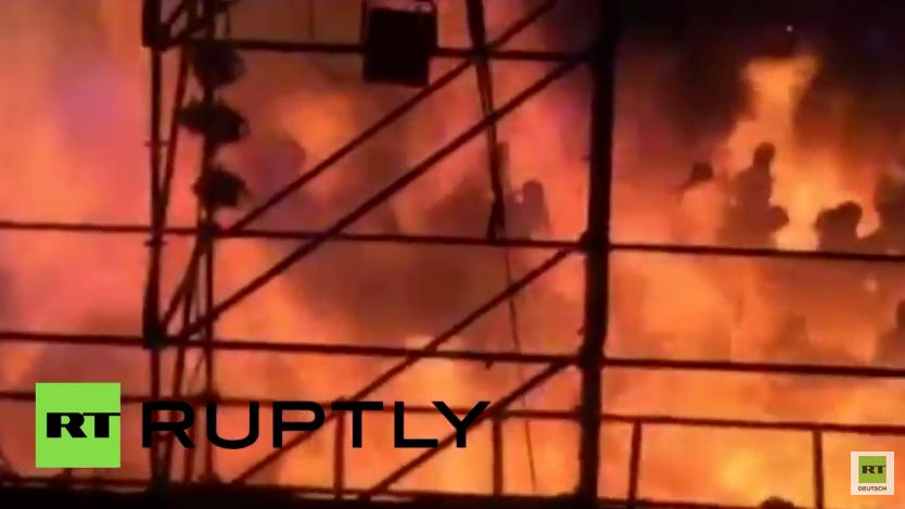 Taiwan: Explosion in Freizeitpark verletzt über 500 Menschen