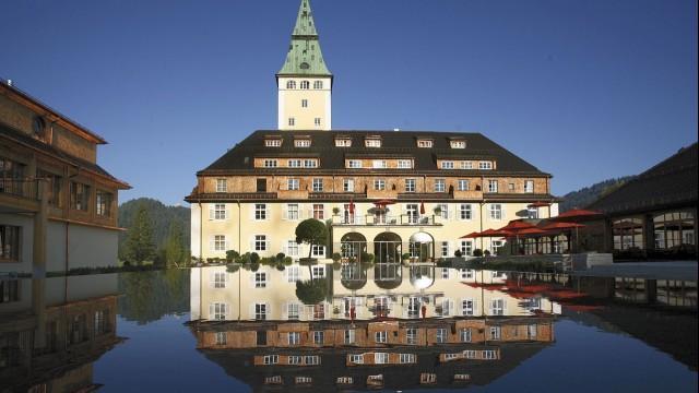 Live: G7-Staats- und Regierungschefs kommen am Schloss Elmau für G7-Gipfel an