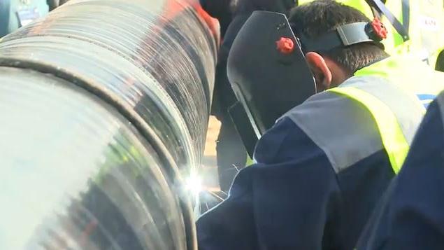 Trotz Sanktionen - Gazprom und E.ON planen Bau einer direkten Pipeline von Russland nach Deutschland