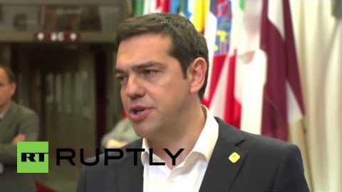 Tsipras zu neuem Reformvorschlag: Unser Angebot beruht auf sozialer Gerechtigkeit