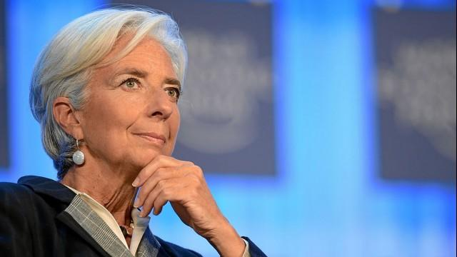 Live: IWF-Chefin Lagarde spricht in Brüssel vor dem Treffen der Eurogruppe (französisch)