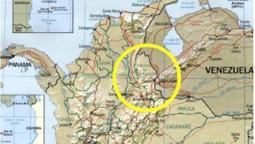 Nato-Anbindung Kolumbiens im Land sowie seitens der Nachbarn in der Kritik - QUELLE: TLAXCALA.ES
