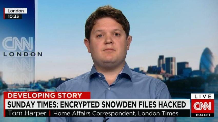 Quelle: Screenshot aus dem entsprechenden CNN-Interview