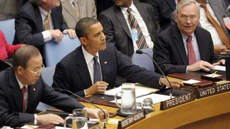 Washington kritisiert Russland wegen Einsatz des Veto-Rechts gegen US-Resolutionen