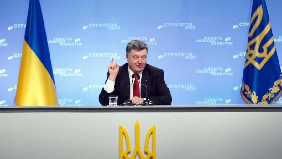 """Erstaunliche Wende – Poroschenko nennt erstmals die Absetzung von Janukowitsch """"verfassungswidrig"""""""