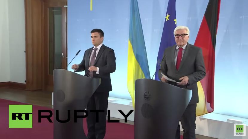 """Steinmeier:  """"Wir brauchen Russland als konstruktiven Partner bei Konflikten"""""""