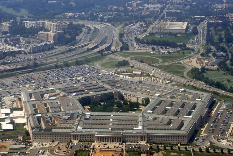 """Erlaubt Journalisten künftig als """"nachrangige Kriegsteilnehmer"""" einzustufen: US-amerikanisches Verteidigungsministerium (Pentagon). Quelle: Camila Ferreira & Mario Duran, CC BY-SA 3.0"""