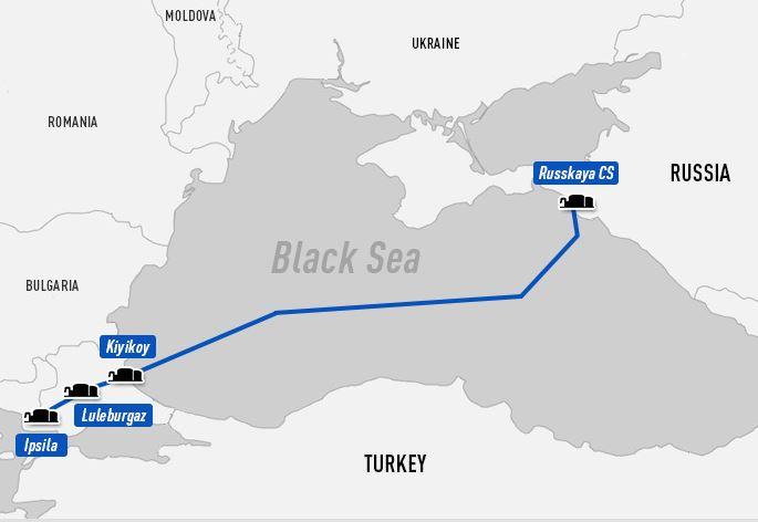 """Entwurf für Abkommen über """"Turkish Stream""""-Pipeline soll noch im Juni stehen"""