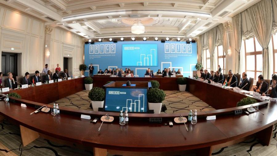 """""""Alternative zu Weltbank und IWF"""" - Feierliche Eröffnung der BRICS-Entwicklungsbank in Shanghai"""
