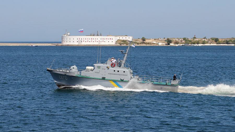 """""""Zu Land, zu Luft, zu Wasser"""" - NATO-Spezialisten helfen nun auch bei Moderniserung der ukrainischen Kriegsflotte"""
