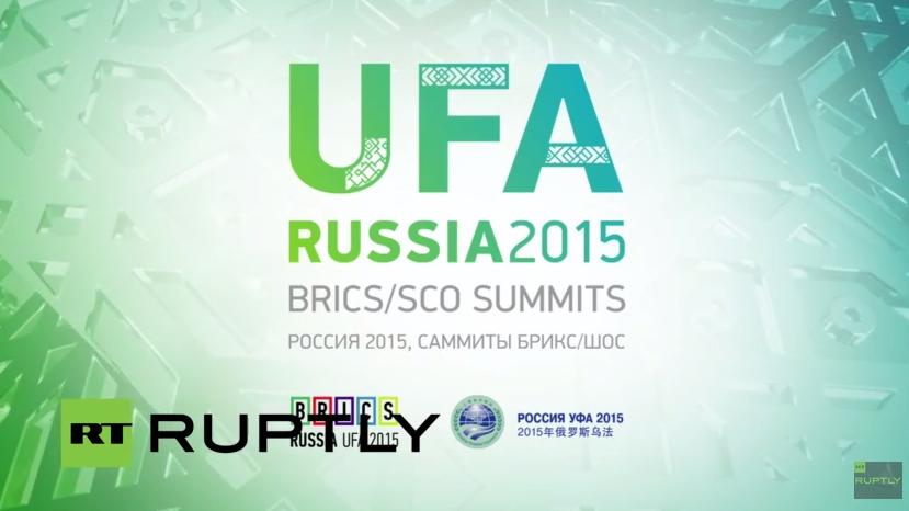 Live vom 7. BRICS-Gipfel in Ufa - mit englischer Übersetzung