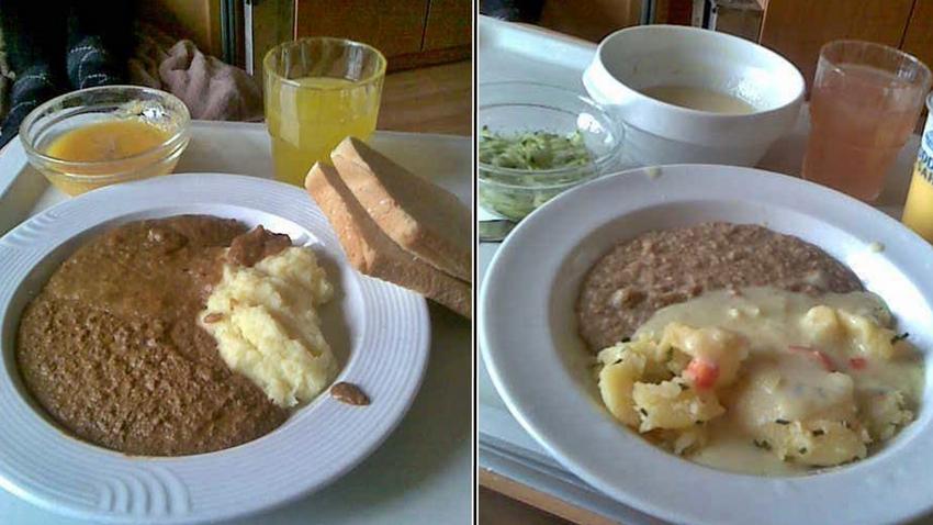 Bayern: Rentner fotografiert schlechte Qualität seines Essens - Seniorenheim will ihn dafür rausschmeißen