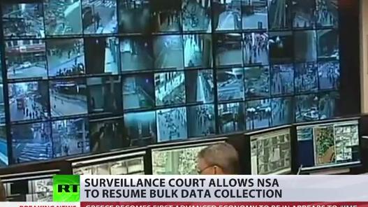 Nach kurzer Pause: NSA nimmt anlasslose Massenüberwachung wieder auf
