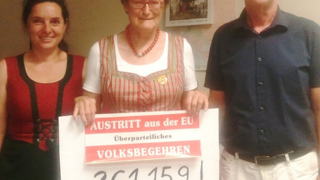 Kommt es zum Auxit? Was steckt hinter dem österreichischem Referendum zum EU-Austritt?