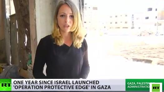 Ein Jahr nach Israels Militärschlag - Gaza noch immer in Trümmern