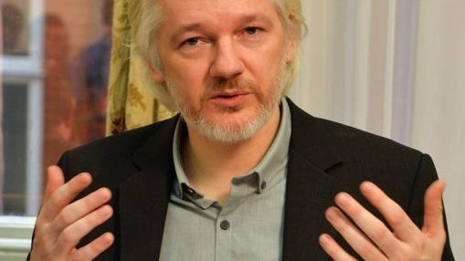WikiLeaks-Herausgeber Julian Assange.