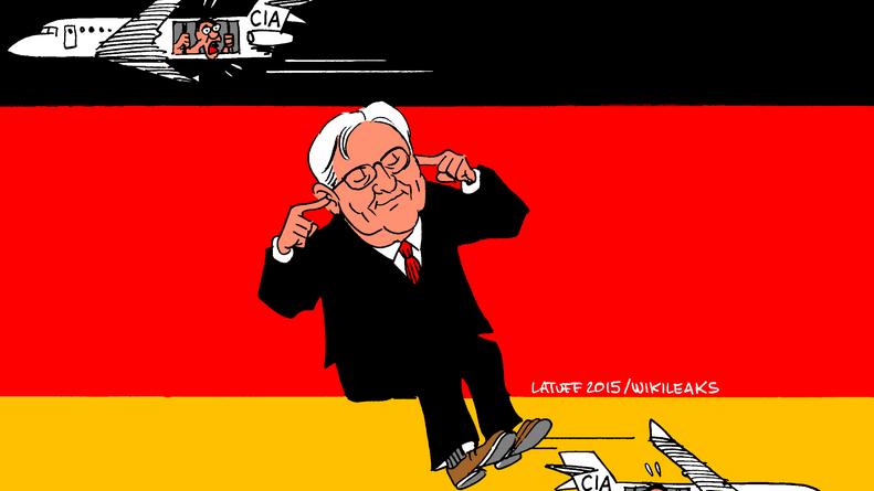WikiLeaks veröffentlicht Selektorenliste Teil III: Außenminister Frank-Walter Steinmeier im Zentrum der Überwachung