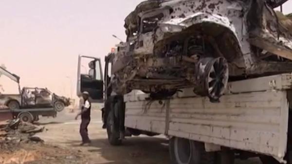 Der Westen in Libyen: Geld für Bomben Ja - Geld für Wiederaufbau Nein