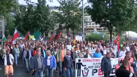 Pegida: Weiterhin Proteste und Gegendemonstrationen in Dresden