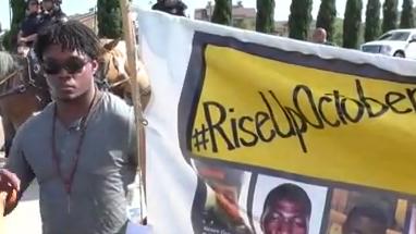Wieder Polizeigewalt in den USA: Beamter droht Autofahrer bei Routinekontrolle mit Kopfschuss