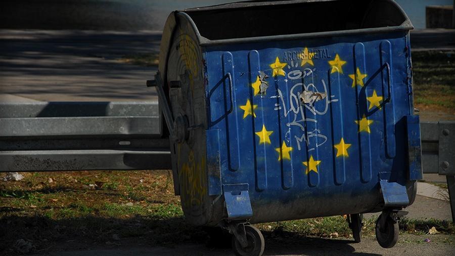Neue Studie belegt: Vertauen ins System in EU im Sinkflug. Foto: kritisches-netzwerk.de