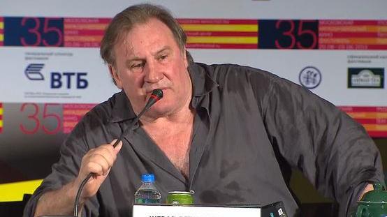 """Wer hat Angst vor Depardieu? Kiew setzt 567 internationale """"russlandfreundliche"""" Künstler auf Schwarze Liste"""