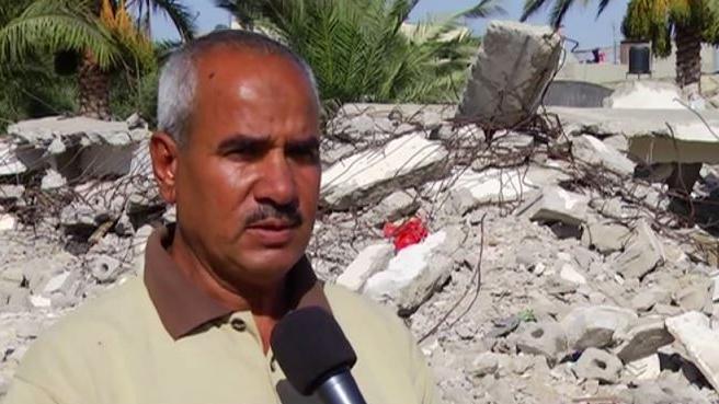 """1. Jahrestag des Angriffs Israels auf den Gazastreifen - """"Operation schützende Klippe"""""""