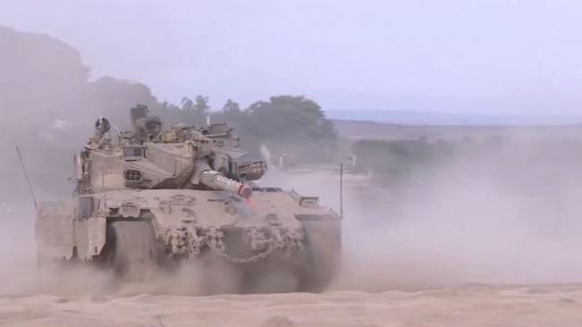 """""""Zeichen gegen Syrien, Libanon und Gaza"""" - Israel ruft Tausende Reservisten für militärische Großübung ein"""