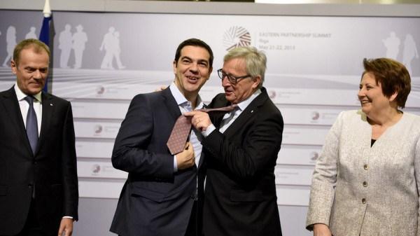 Wo ist Juncker? Seit dem Referendum in Griechenland schweigt der EU-Kommissionspräsident