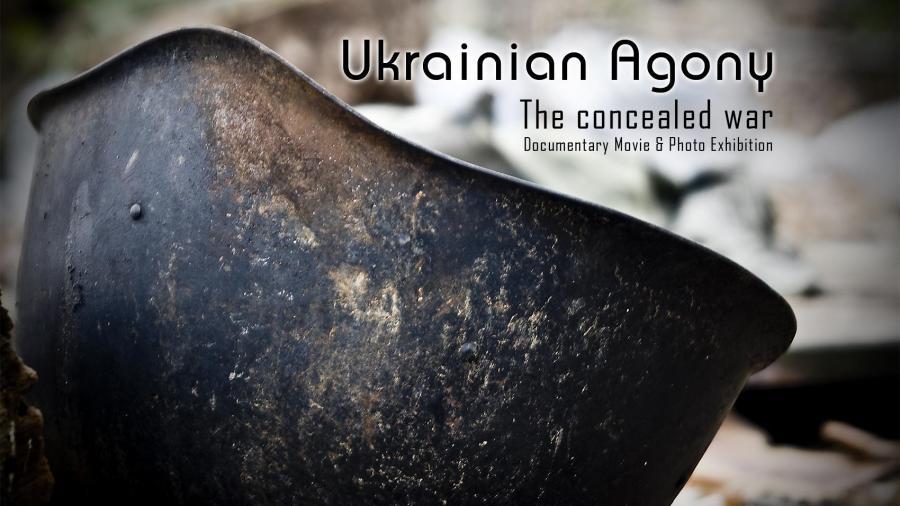 """Kinopremiere in Berlin: Dokumentation mitten aus der Konfliktzone """"Ukrainian Agony – Der verschwiegene Krieg"""""""