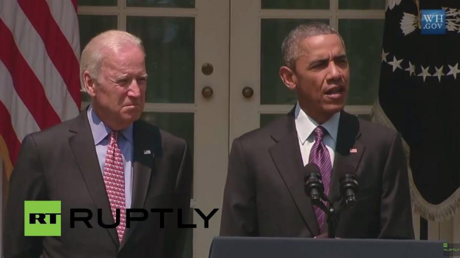 Live: Pressekonferenz von Obama zur Wiederöffnung der US-Botschaft auf Kuba