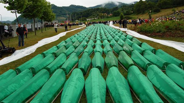 Russland lehnt Srebrenica-Resolution der Vereinten Nationen ab
