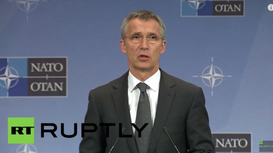 Live: NATO-Sondertreffen zur Türkei - Eröffnungsansprache von Jens Stoltenberg