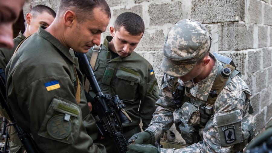 """""""Potenzial für eine weitere Offensive"""" - Kommandeur der US-Armee in Europa plant weitere Militärhilfen für die Ukraine"""