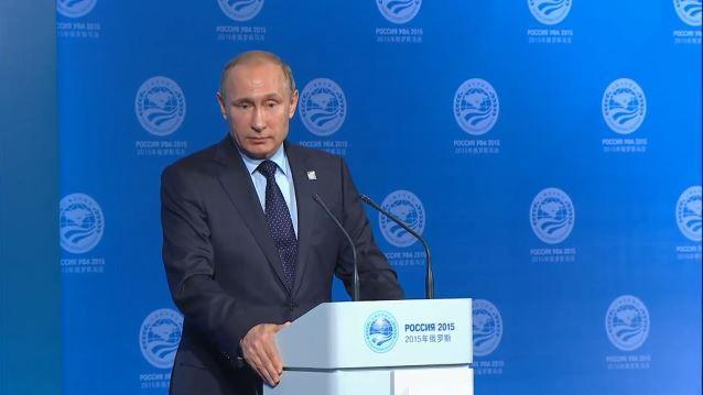 Putin: Europäische Kommission verschlief lange Jahre die griechische Schuldenentwicklung