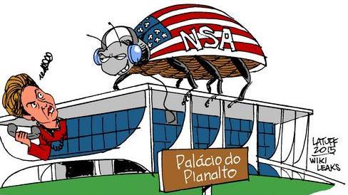 Weltweite Wirtschaftsspionage - WikiLeaks enthüllt weiteren NSA-Spionageskandal gegen Brasilien
