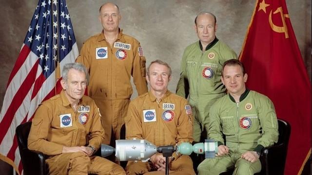 Live: 40. Jubiläum zum historischen Händedruck und Missionsstart der Apollo-Sojus-Mission