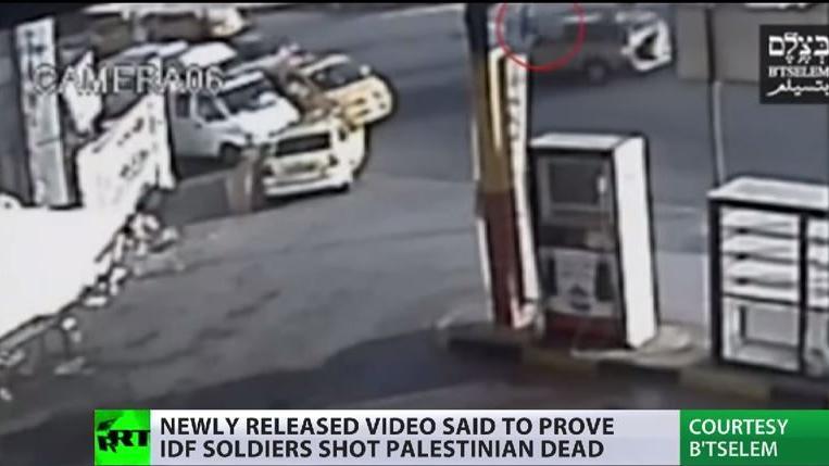 Israelische Armee erschießt minderjährigen Palästinenser - Sein Vergehen? Steinwurf auf Armeeauto