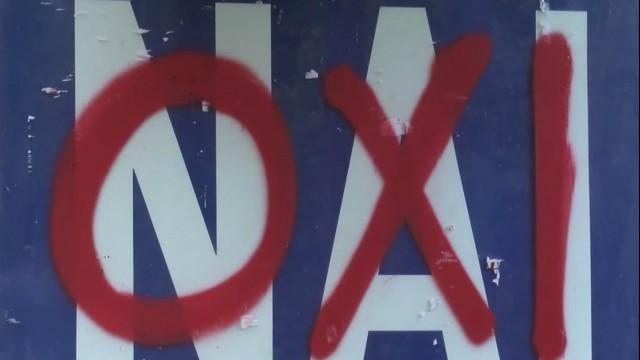 Live: Erste offizielle Hochrechnungen zum griechischen Referendum