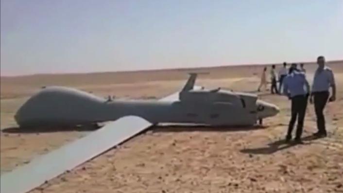 Irak: US-Drohne im Wert von 19 Millionen Euro abgestürzt