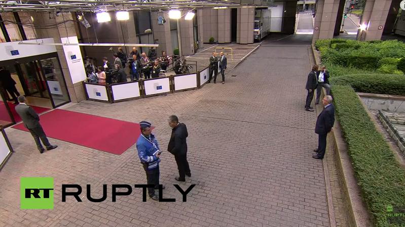 Live: Pressekonferenz nach erneutem Eurogruppen-Treffen zu Griechenland - mit deutscher Übersetzung