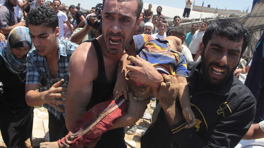 Ein Jahr danach - Israelischer Raketenangriff auf spielende Kinder im Gazastreifen bleibt folgenlos