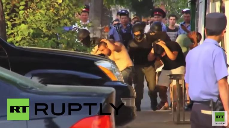Kirgisistan: Anti-Terror-Operation eskaliert – Verletzte Einsatzkräfte und vier getötete Militante