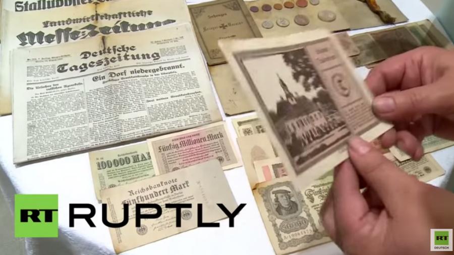 Kaliningrad: Forscher entdecken ein Stück Geschichte aus Königsberger Zeiten