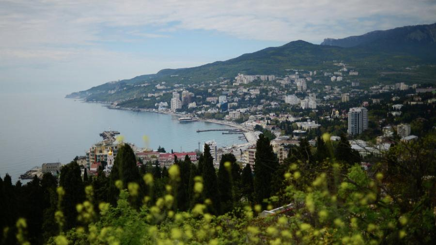 Live: Französische Parlamentarier-Delegation zu Besuch auf der Krim - Tag 2