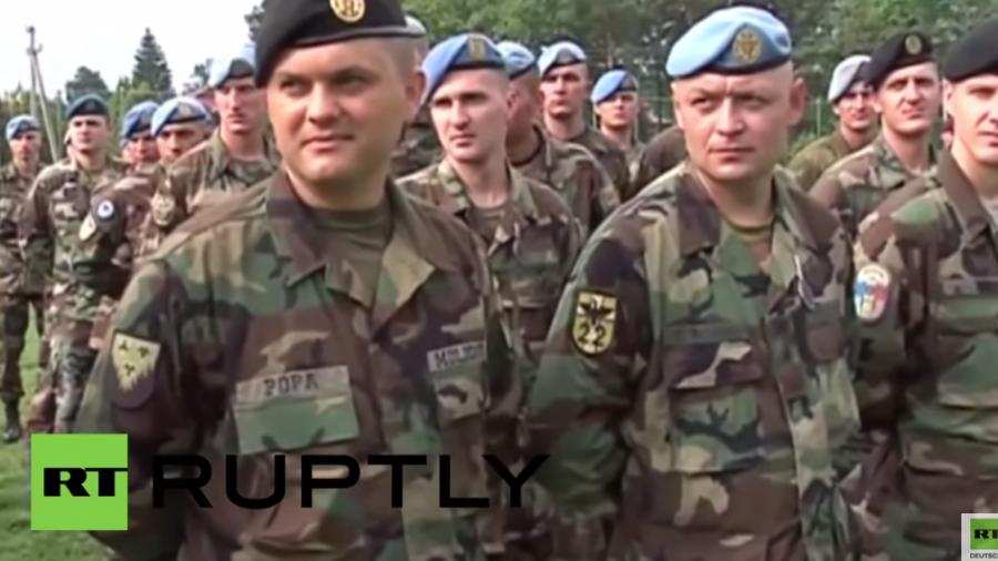 Ukraine: Unter Beteiligung von 18 Ländern beginnt multinationale US-geführte Militärübung