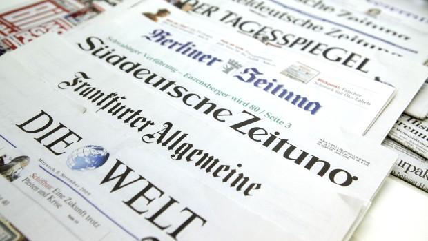 Medienanalyse: Bild, Die Welt, FAZ, Der Spiegel & Co verlieren weiter Leser