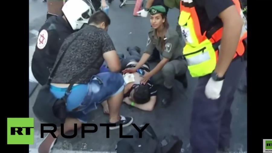 Israel: Sechs Menschen bei Gay Pride Parade angestochen - Ein Opfer schwer verletzt